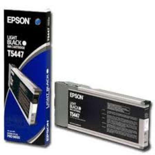 Epson Light Black Ink Cartridge 220ml