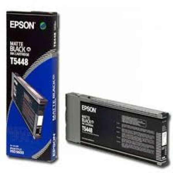 Epson Matte Black Ink Cartridge 220ml