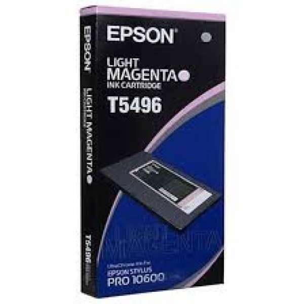 Epson Light Magenta Ultrachrome Ink Cartridge 500ml