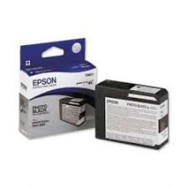 Epson Photo Black Ink Cartridge 80ml