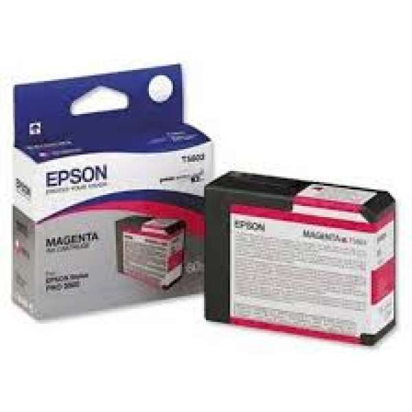 Epson Magenta Ink Cartridge 80ml