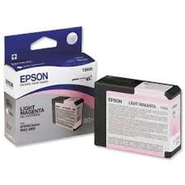 Epson Light Magenta Ink Cartridge 80ml
