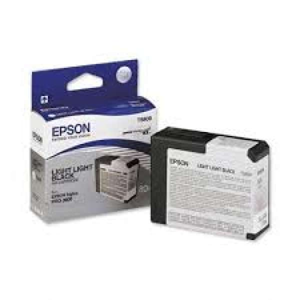 Epson Light Light Black Ink Cartridge 80ml