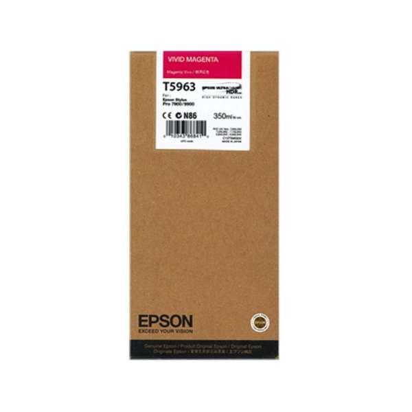 Epson Vivid Magenta Ultrachrome HDR 350ml
