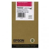 Epson Vivid Magenta Ink Cartridge 220ml