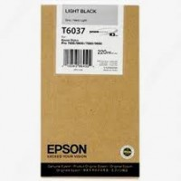 Epson Light Black Ink Cartridge 220ml