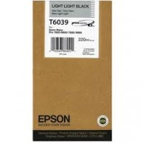 Epson Light Light Black Ink Cartridge 220ml