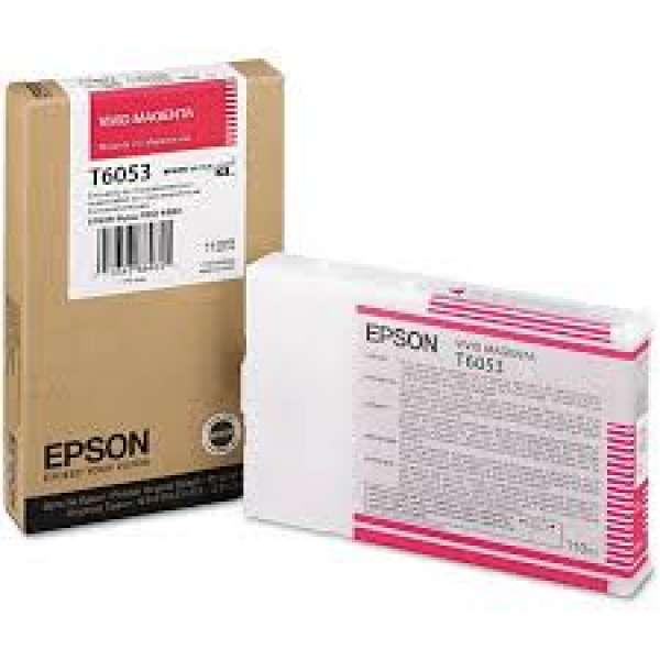 Epson Vivid Magenta Ink Cartridge 110ml
