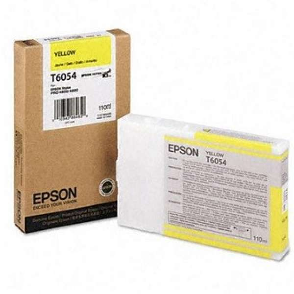 Epson Yellow Ink Cartridge 110ml