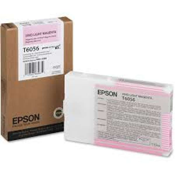Epson Vivid Light Magenta Ink Cartridge 110ml