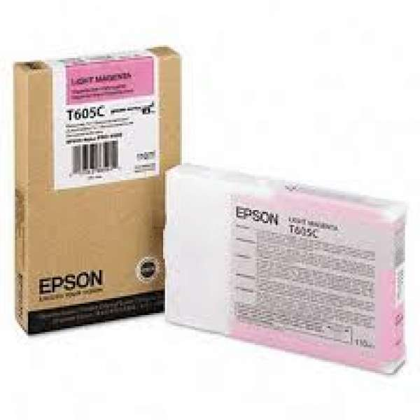 Epson Light Magenta Ink Cartridge 110ml