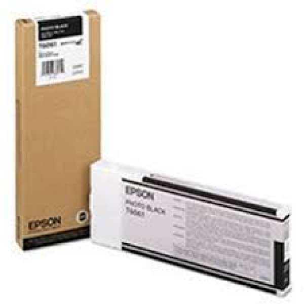 Epson Photo Black Ink Cartridge 220ml