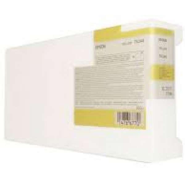 Epson Yellow Ink Cartridge - UltraChrome GS - 950ml
