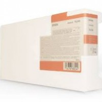 Epson Orange Ink Cartridge - UltraChrome GS - 950ml