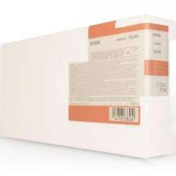 Epson Orange Ink Cartridge - UltraChrome GS - 950ml