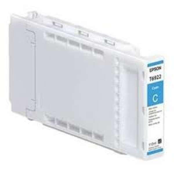 Epson Singlepack UltraChrome XD Cyan 110ml