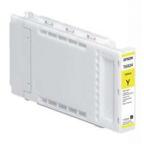 Epson Singlepack UltraChrome XD Yellow 110ml