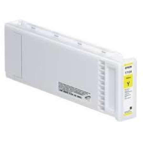 Epson Singlepack UltraChrome GSX Yellow 700ml