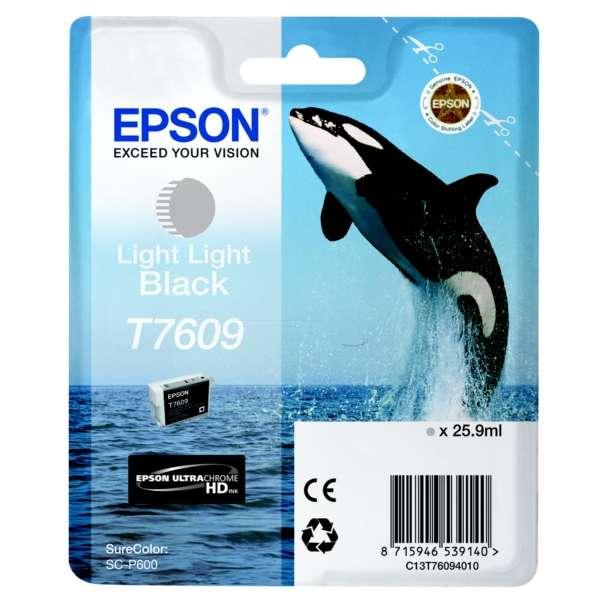 Epson Light Light Black Ink Cartridge 29.9ml