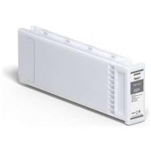 Epson Singlepack Dark Grey UltraChrome PRO 700ml