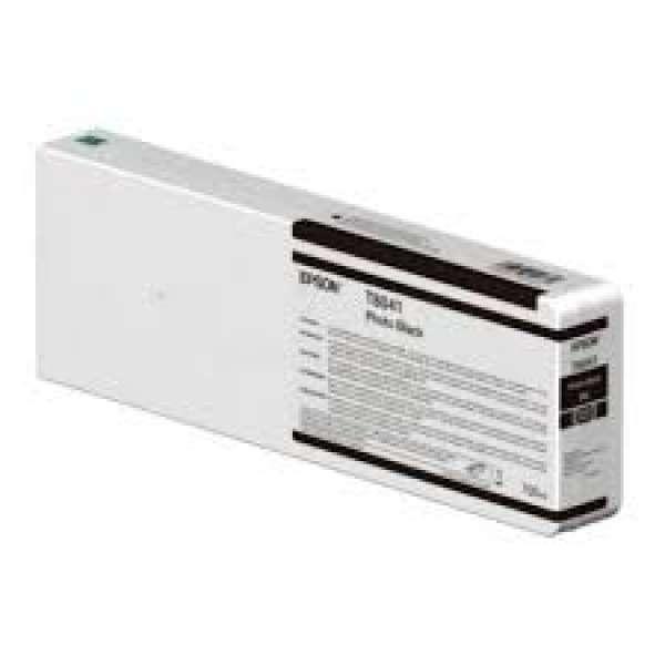 Epson Singlepack Photo Black UltraChrome HDX/HD 700ml