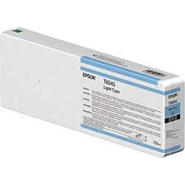 Epson Singlepack Light Cyan UltraChrome HDX/HD 700ml