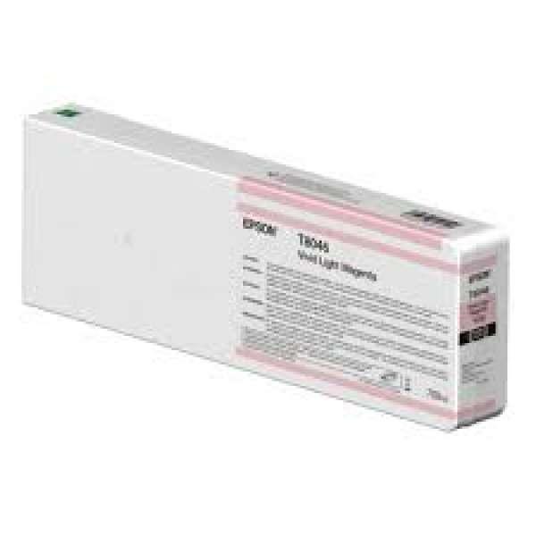 Epson Singlepack Vivid Light Magenta UltraChrome HDX/HD 700ml