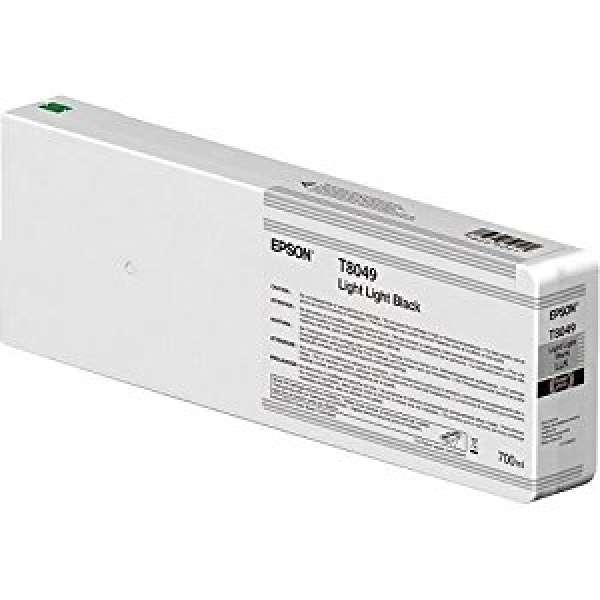 Epson Singlepack Light Light Black UltraChrome HDX/HD 700ml