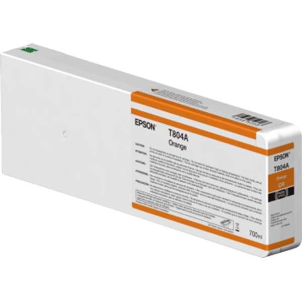 Epson Singlepack Orange UltraChrome HDX 700ml