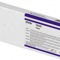Epson Singlepack Violet UltraChrome HDX 700ml