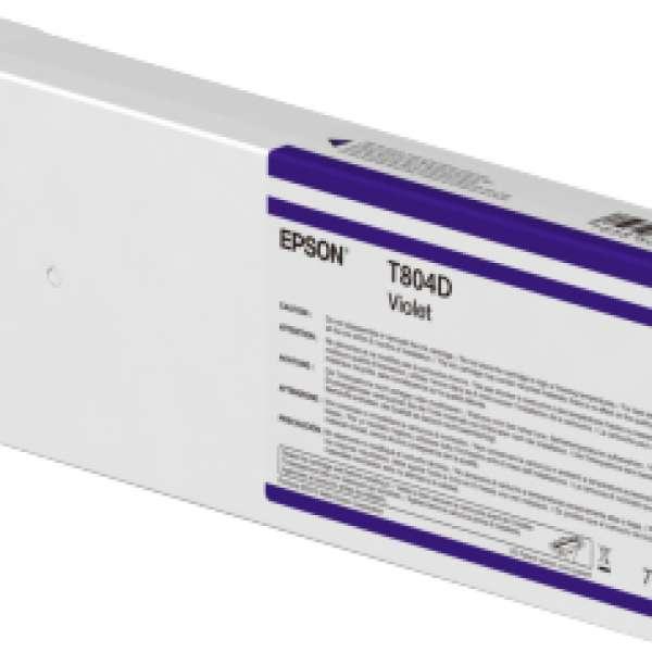 Epson Singlepack Violet UltraChrome HDX 700ml