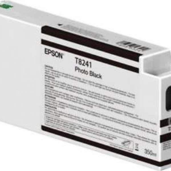 Epson Singlepack Photo Black UltraChrome HDX/HD 350ml