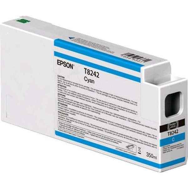 Epson Singlepack Cyan UltraChrome HDX/HD 350ml