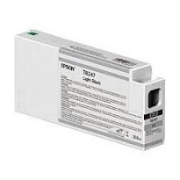 Epson Singlepack Light Black UltraChrome HDX/HD 350ml