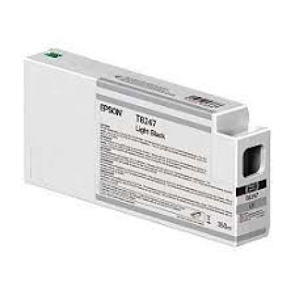 Epson Singlepack Light Black UltraChrome HDX/HD 350ml