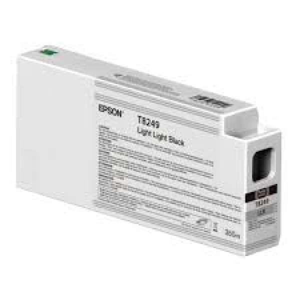 Epson Singlepack Light Light Black UltraChrome HDX/HD 350ml