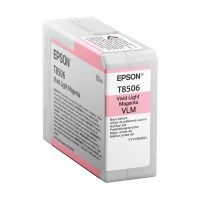 Epson Singlepack Light Black UltraChrome HD ink 80ml