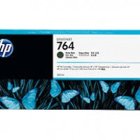 HP No. 764 Ink Cartridge Matt Black - 300ml