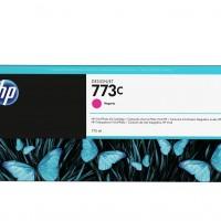 HP No. 773C 775-ml Magenta Designjet Ink Cartridge