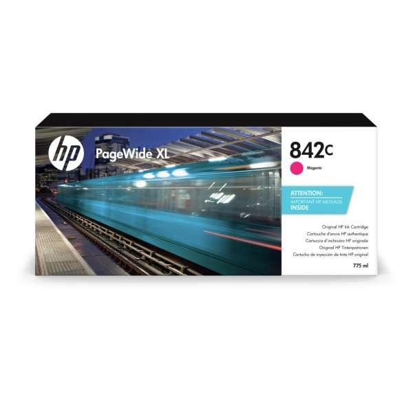 HP No. 842C Ink Cartridge Magenta - 775ml