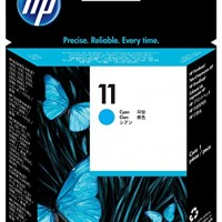 HP No. 11 Ink Printhead - Cyan