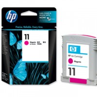 HP No. 11 Ink Cartridge Magenta - 28ml
