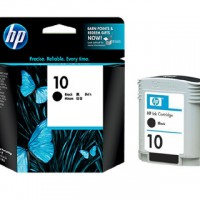 HP No. 10 Ink Cartridge Black - 69ml