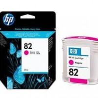 HP No. 82 Dye Ink Cartridge Magenta - 69ml