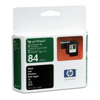 HP No. 84 Ink Printhead - Black