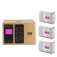 HP No. 90 Triple pack - Magenta