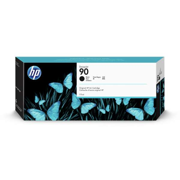 HP No. 90 Triple pack - Black