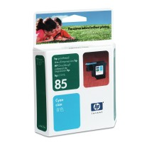 HP No. 85 Ink Printhead - Cyan