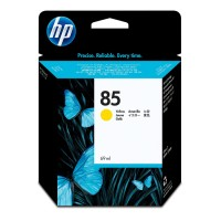 HP No. 85 Ink Printhead - Yellow