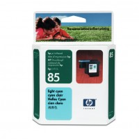 HP No. 85 Ink Printhead - Light Cyan